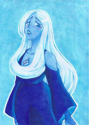 Blue Diamond by KaylaNostrade
