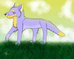 Spipper fox by Transhyena