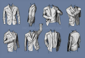 Life study-- jackets by Spectrum-VII
