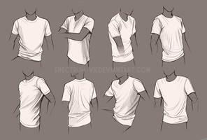 Life study-- shirts 2 by Spectrum-VII