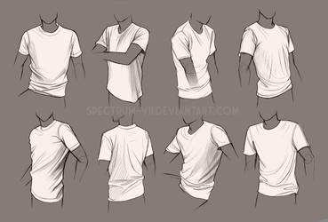 Life study-- shirts 2 by Spectrum-VII