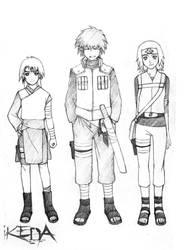 naruto oc- team mimizu -2- by ikeda