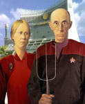Star Trek Gothic by CaptainScratch