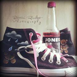 Converse + Jones by brittini
