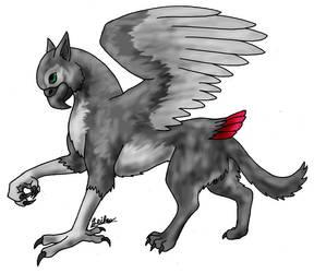 flyingfluff by Leikogryph