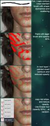 Na'vi skin stripes tutorial by Jock2