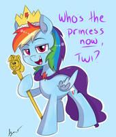 Princess Dash by bloodyhellhayden