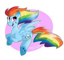 Rainbow Power! by bloodyhellhayden