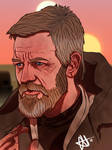 Ben Kenobi by Datjiveturkey