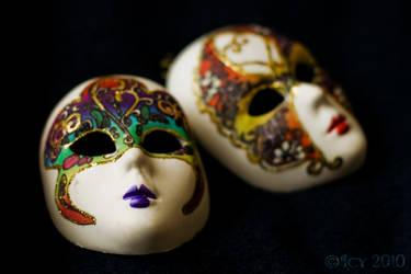 Masks by IcyCobweb