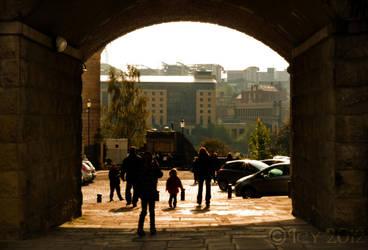 Archway by IcyCobweb