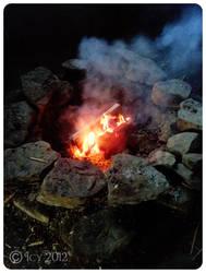 Firepit by IcyCobweb
