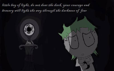 Andy In The Dark by punkgirlkiller123