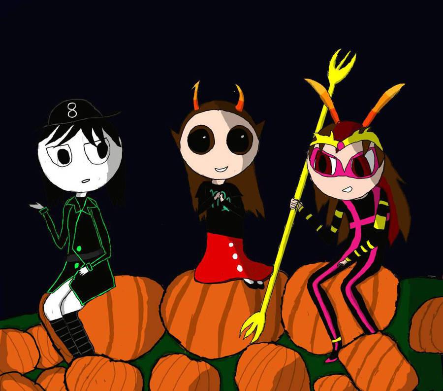 halloween by punkgirlkiller123
