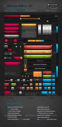 Ultimate Web UI Set by cyrixDesign