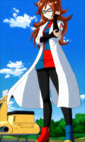 SDBH UVM2 Android 21 Full View by TRHIEU