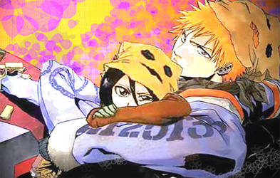 Ichiruki Photoshop Request by ChuChu-Chama