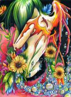 +sunflowers+ by Tashiya-sama