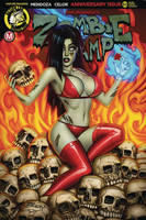Zombie Tramp 50 Cover C by BillMcKay