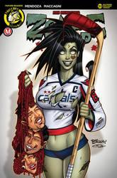 Zombie Tramp 53 Baltimore Exclusive Regular by BillMcKay