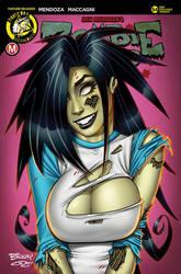 Zombie Tramp 54 Epik Exclusive by BillMcKay