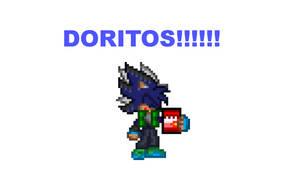 Doritos!!!!!! by DarkrowTheHedgelynx
