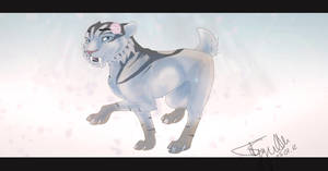 Shira-ice.age by Dyaniart
