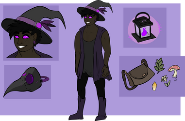 Plague Reference by eiidolon