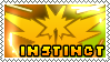 Team Instinct - Stamp by DoctorSiggy