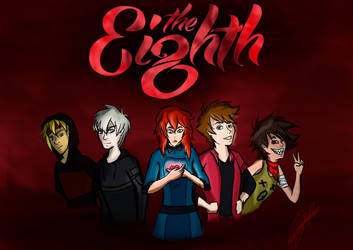 -The Eight- Contest by Himdolion