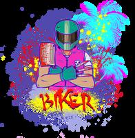 Biker HM by Cat-Rage