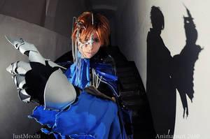Tsubasa:RC_Shadow knight by SoranoSuzu