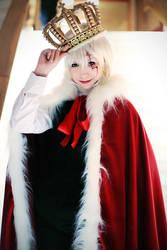 DGM_Crowned head by SoranoSuzu