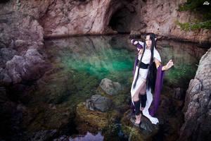 RG Veda_Sea cave by SoranoSuzu