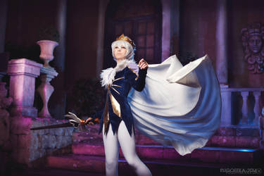 Princess Tutu_Knight of the swan by SoranoSuzu