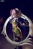 Soul Calibur V_Tira preview by SoranoSuzu
