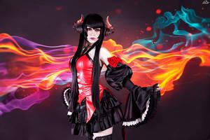 Tekken_Eliza by SoranoSuzu