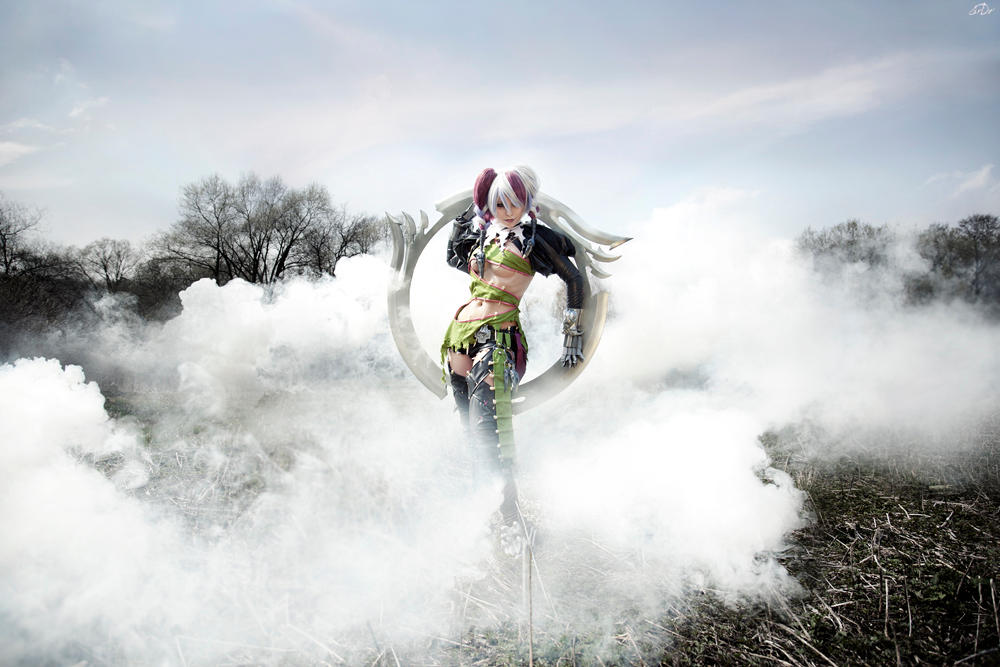 Soul Calibur V_Tranquil Wasteland by SoranoSuzu
