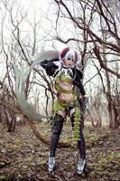 Soul Calibur V_''Scream for me a little more!'' by SoranoSuzu