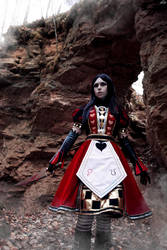 Alice:Madness Returns_Royal suit by SoranoSuzu
