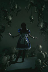 Alice:Madness Returns_Dollhouse by SoranoSuzu