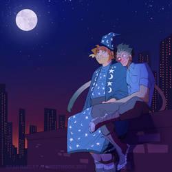 Moonlight by ghostmoor