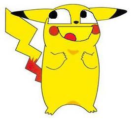 High Pikachu by DarkHarryPotter101
