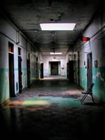 Haunted Hallway by katrina-shae