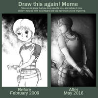 Then and Now by CaseyCorrupted