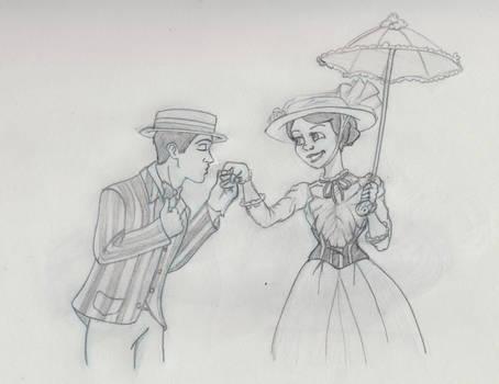 Mary Poppins, you look beeeautiful by thephantomsdiva