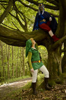 Minish Cap: Chance Encounter by Mondlied