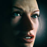 Mila Closeup by Kooki99
