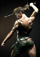 Warrior Stance by Kooki99