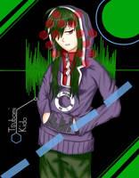 Tsubomi Kido by juiceinthetin